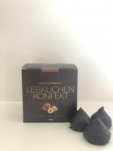 "Lebkuchen- Konfekt ""Pure Nuss"""