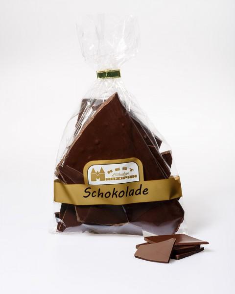 Bruchschokolade Zartbitter mit Chili