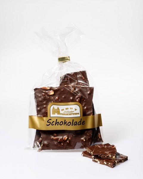 Knusper-Bruchschokolade Zartbitter