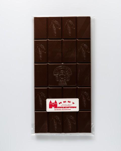 Zartbitterschokoladentafel