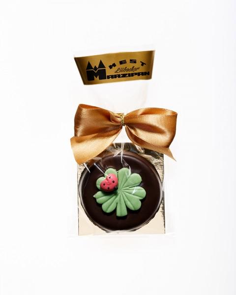 "Marzipan-Torte ""Kleeblatt"""