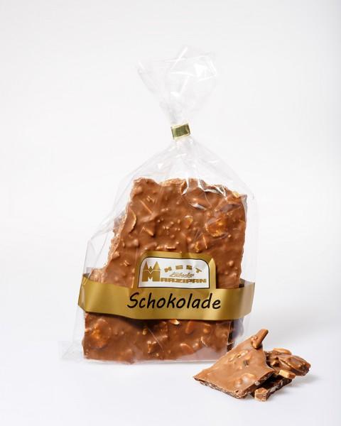 Knusper-Bruchschokolade Vollmilch