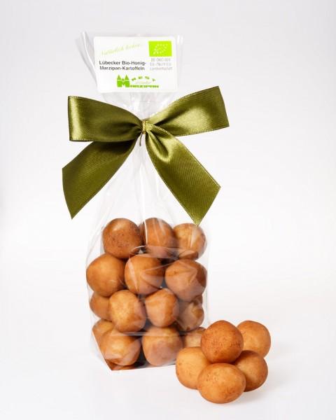BIO-Honig-Marzipankartoffeln