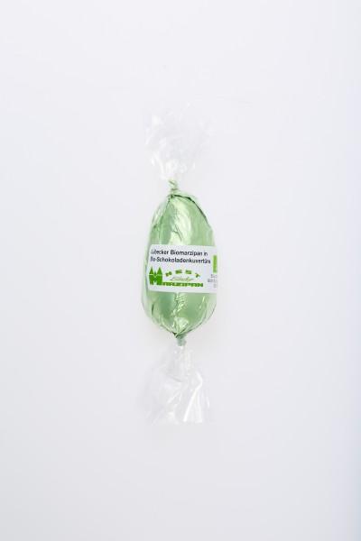 BIO Marzipanei 100g in BIO-Zartbitterschokolade