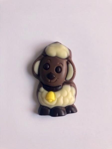 Schokoladenrelief Schaf 10g